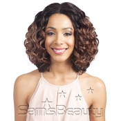 Bobbi Boss Synthetic Lace Front Wig MLF162 4X4 Skin Part Lace Sherbet